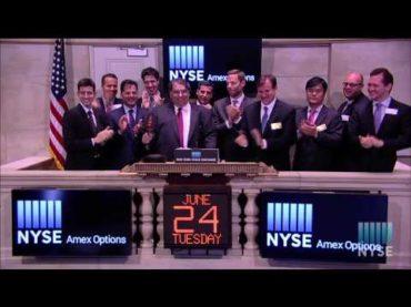 Бинарные опционы на NYSE