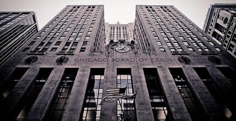 СВОТ Chicago Board of trade