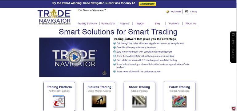 Trade Navigator