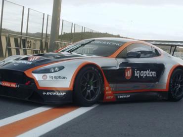 IQ Option и Aston Martin Racing подписали партнерское соглашение на долгосрочный период