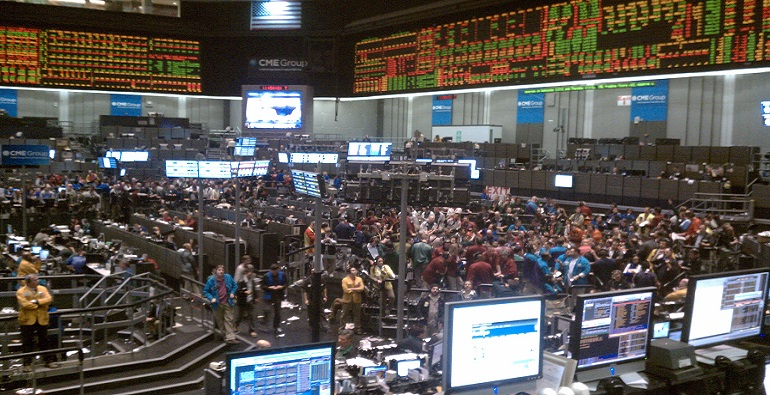 futures trading on US exchange