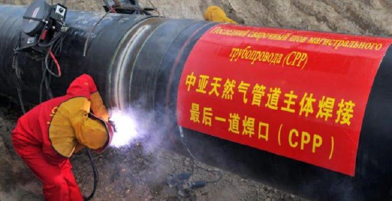импорт нефти в Китай
