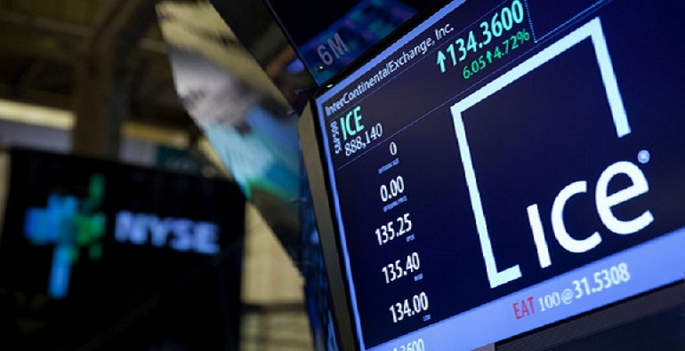межконтинентальная биржа ICE