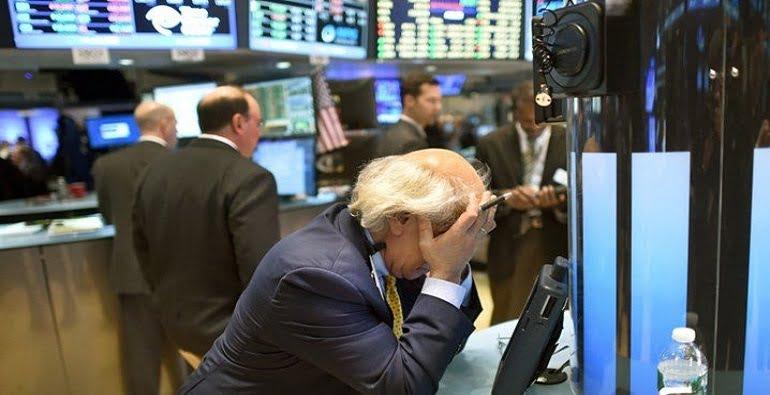 падение биржи