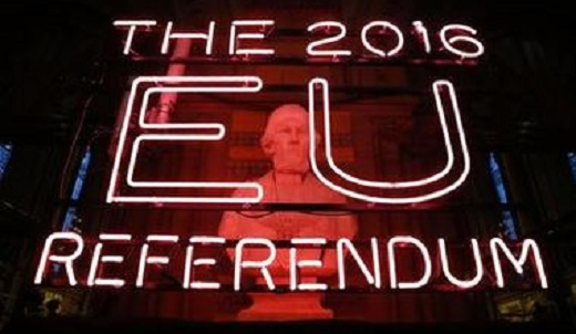 результаты референдума в Великобритании