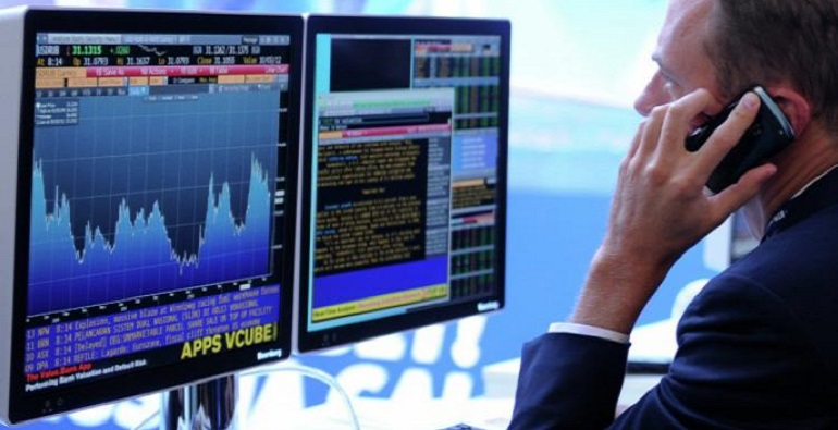 рынок акций закрылся