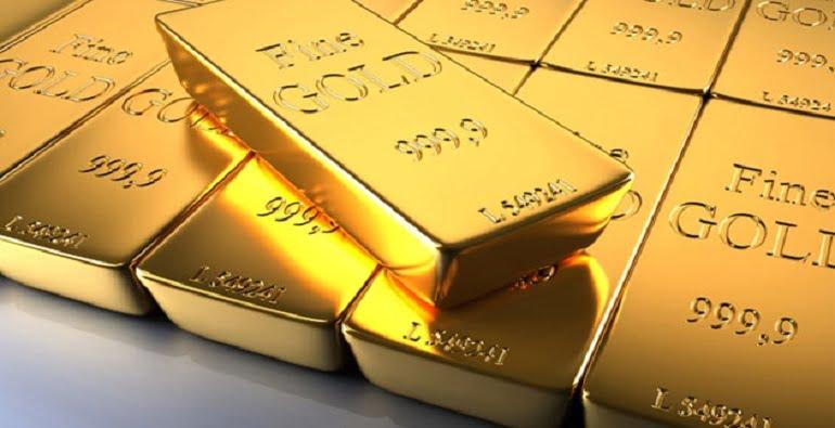 цены на золото в мире вырасли