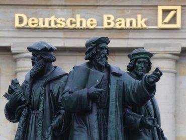 Расплата за ипотеку: найдет ли Deutsche Bank 14 млрд дол. США?