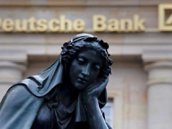 Deutsche Bank снова дешевеет