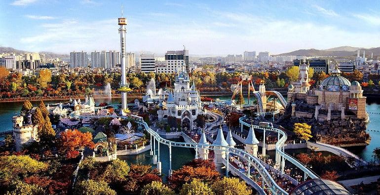 Сеул инвестиции в город