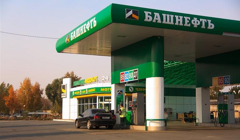 акции Башнефти