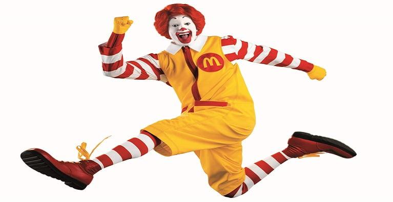 акции McDonalds