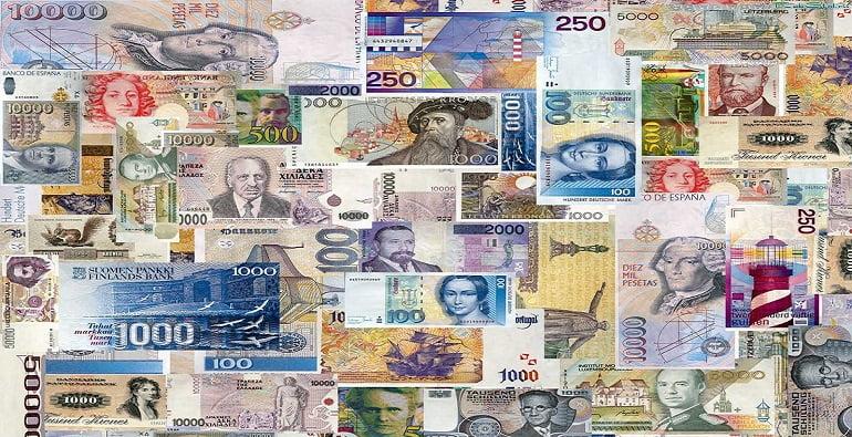 движение курса валют