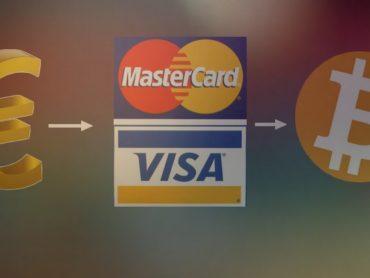 Как купить биткойны за евро через карты Visa и Mastercard