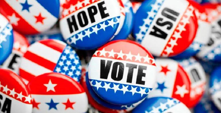 голосование в США 2016