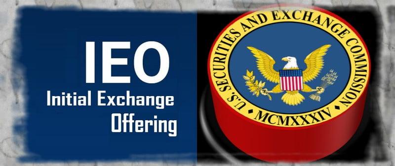 SEC предупреждает инвесторов о первоначальных предложениях по обмену (IEO)