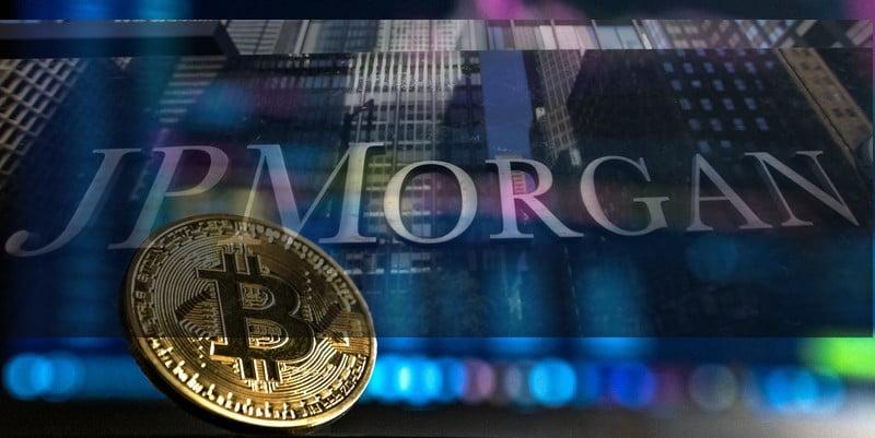 Отчет JPMorgan показывает, что институциональный спрос на Биткойн растет