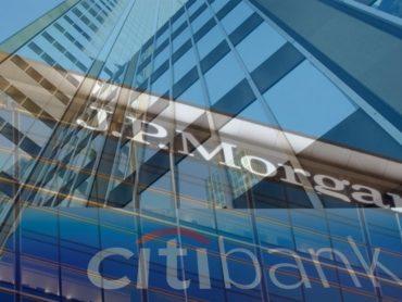 Акции JPMorgan и Citi упали почти на 18% из-за нового «кровавого понедельника»