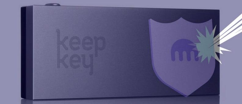 Крипто-аппаратный кошелек KeepKey может быть взломан за 15 минут