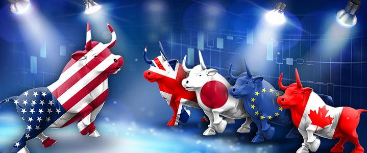 настроения рынков