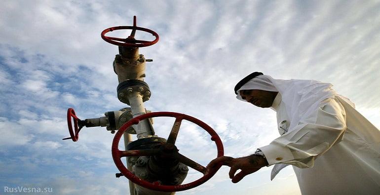 нефть саудовской аравии