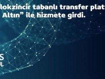 Турецкий банк Takasbank запустил систему физических переводов на базе блокчейна