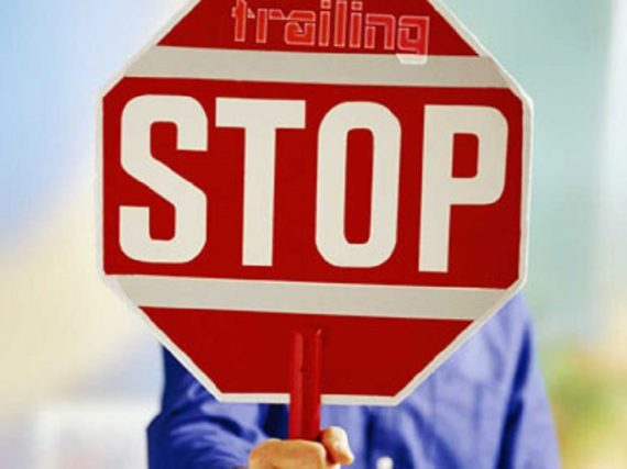 What is trailing stop