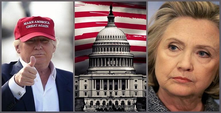 влияние выборов в США