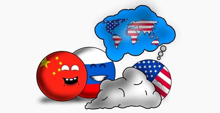 внешняя геополитика