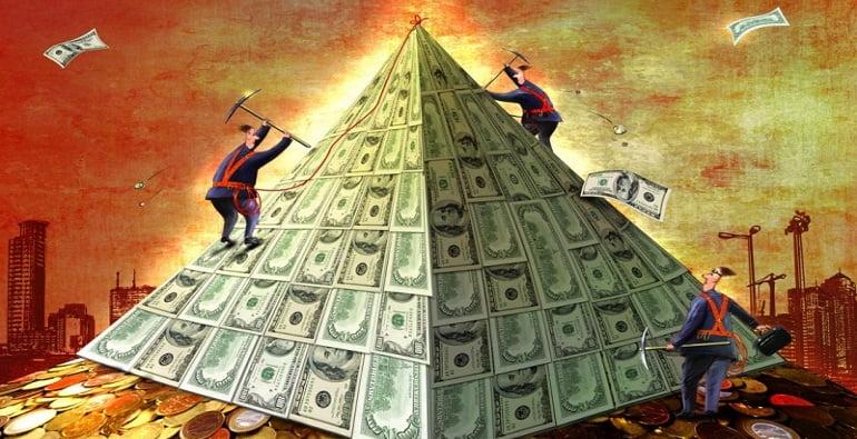 список финансовых пирамид