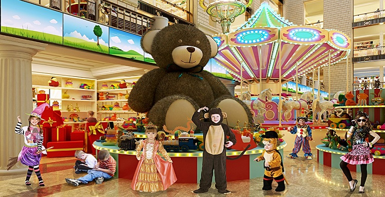 IPO детский мир