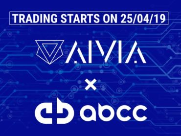 AIVIA is listed on ABCC