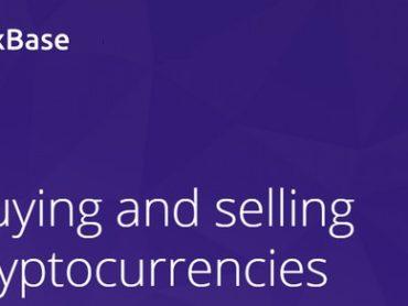 Лицензированный европейский криптокошелек ExBase запустил операции покупки, продажи и обмена криптовалют в более чем 50 валютах
