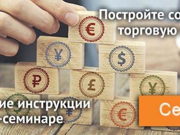Освойте принципы построения эффективной торговой стратегии на вебинаре от NPBFX, 6 августа в 20:00 по МСК
