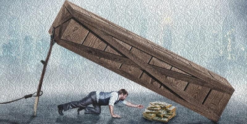 Психологические ловушки в которые попадают инвесторы