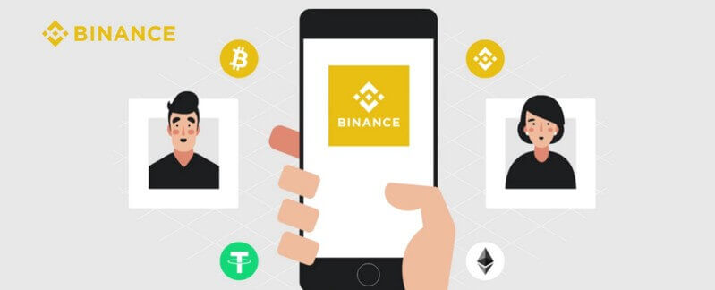 Как купить биткоин на Бинанс